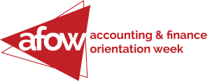 AFOW | Accounting and Finance Orientation Week